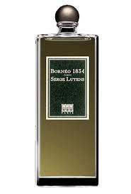 Serge Lutens Borneo 1834 in the regular bottle.