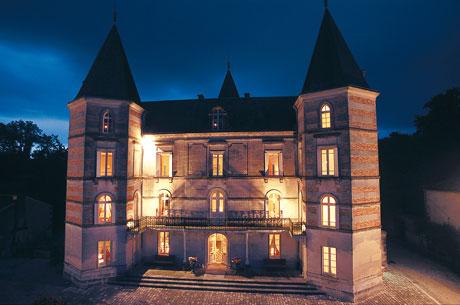 Frapin Castle. Source: Frapin website.