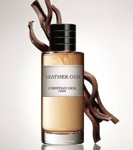 Dior's Leather Oud via Fragrantica.