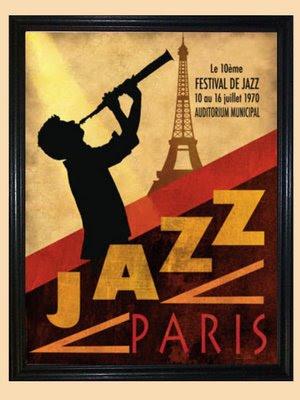vintage Jazz poster - Kafkaesque