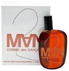 CDG 2 Man. Source: 99perfume.com