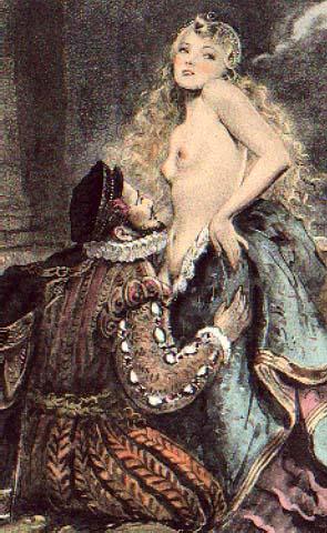 Brantôme. La vie des dames galantes. Source: etudes-francaises.net