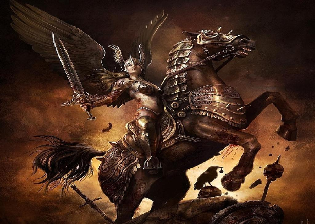 Valkyries mythology