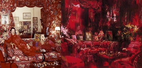Diana Vreeland Parfums Extravagance Russe Kafkaesque