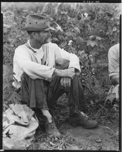1935 photo by Walker Evans,  Library of Congress FSA/OWI Collection, via southernstudies.org