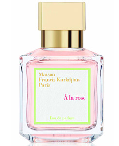 MFK's A La Rose. Source: Luckyscent.