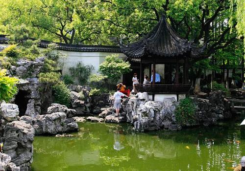 Annick goutal l 39 ile au th herm s le jardin de monsieur for Le jardin yuyuan