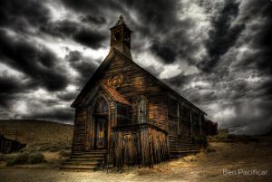 """""Bodie Ghost Town"" by Ben Pacificar via discardstudies.com"