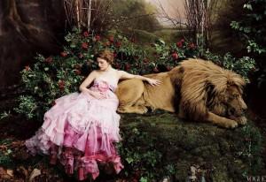 Photo: Annie Leibovitz for Disney Dream Portrait Series. Source: Pinterest.