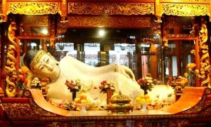 Jade Buddha Temple, Shanghai. Source: cits.net