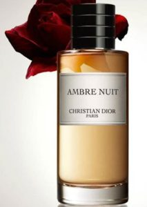 Ambre Nuit. Source: Fragrantica.