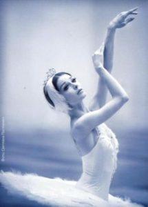 Evgenia Obraztsova of the Bolshoi. Photo source: dance.net