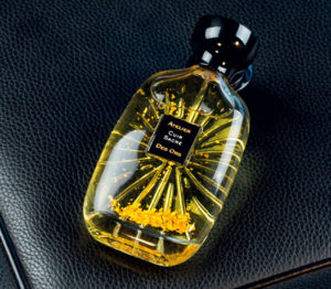 Cuir Sacre. Source: Fragrantica. [Photo lightly cropped on the sides by me.]