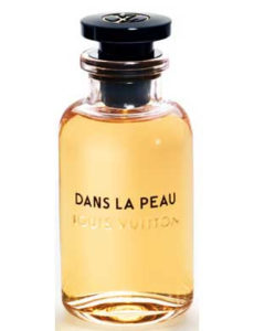 Dans La Peau bottle. Source: Fragrantica.