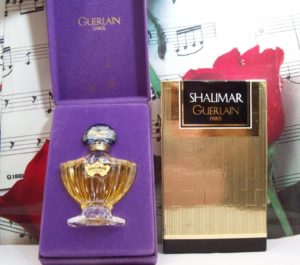 1980s vintage Shalimar parfum. Source: eBay seller, goldstar972